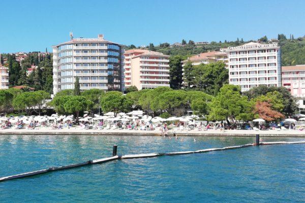 Hotel Portoroce